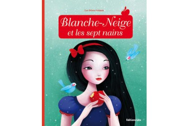 BLANCHE-NEIGE ET LES SEPT NAINS Editions Lito